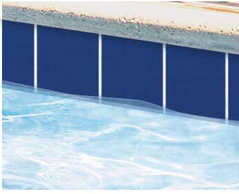 Dark Blue Pool Tiles Tile Design Ideas